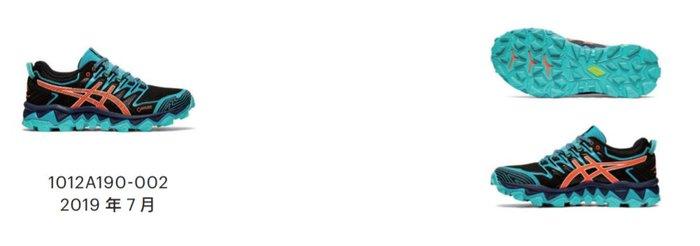 【n0900台灣健立最便宜】2019 ASICS 慢跑鞋(女) 1012A190-002