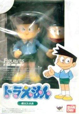 日本正版 萬代 figuarts zero 哆啦A夢 小夫 模型 公仔 日本代購