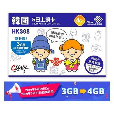 萊爾富免運 免開卡 韓國 高速4G上網 5日  韓國網卡 韓國sim卡 南韓網路卡 韓國上網卡 3天 4天 5天 SK