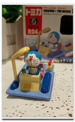 現貨 日本 正版 哆啦a夢 時光機 TOMICA 多美小汽車 小叮噹 公仔 玩具收藏 生日禮物 小汽車