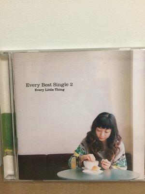 自有 小事樂團 Every Best Single 2專輯CD