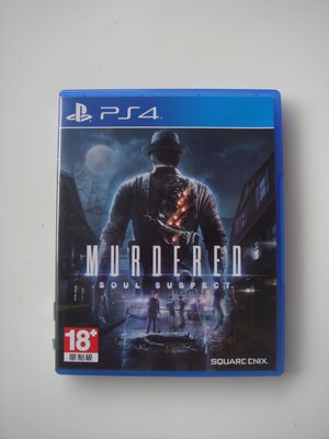 PS4 靈魂追兇 英文版 Murdered Soul Suspect