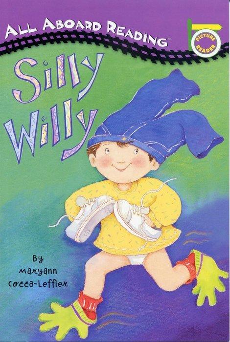 *小貝比的家*SILLY WILLY [汪培珽英文書單]/平裝/3~6歲/第一階