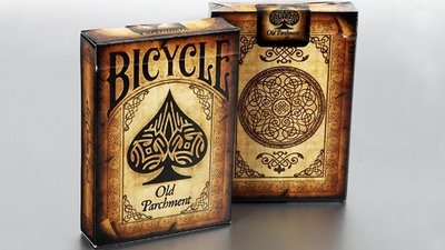【USPCC撲克】Bicycle Old Parchment Playing Cards S102921