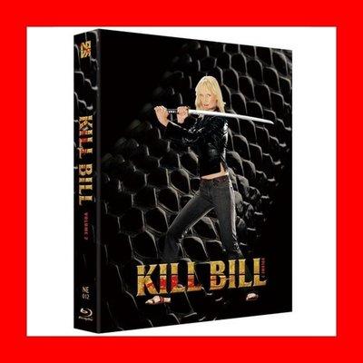 【BD藍光】追殺比爾2:外紙盒限量鐵盒版A款(繁中字幕)Kill Bill 2 黑色追緝令導演
