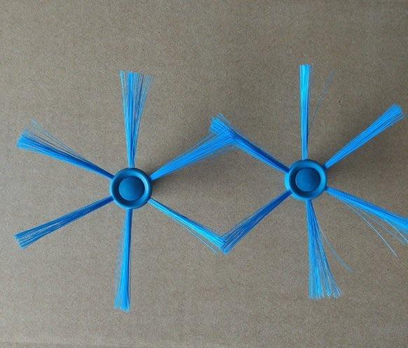 飛利浦Philips 吸塵器掃地機配件FC8792FC8794FC8796/六腳邊刷毛刷【居家達人 1D01】
