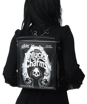 【丹】KS_Unlucky Backpack 死神 萬聖節 風格 手提包 肩背包 後背包