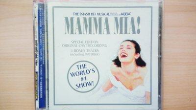 ## 馨香小屋--音樂劇 / Mamma Mia ! 媽媽咪呀 訪華首演紀念盤 全球觀賞人次突破3000萬人大關的音樂劇