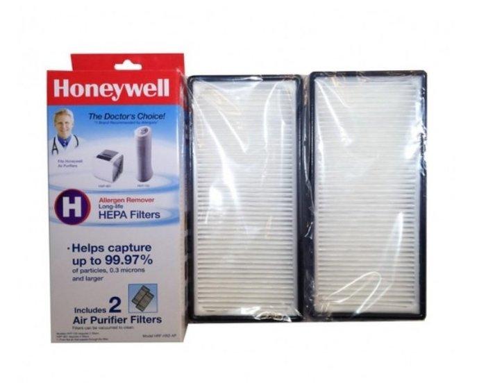 Honeywell 長效型True HEPA濾心2入HRF-HX2-AP適用HAP-801APTW