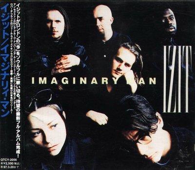 K - Izit - Imaginary Man - 日版  +3BONUS+OBI