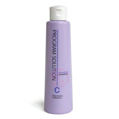 便宜生活館【洗髮精】資生堂 SHISEIDO PGS系列 C洗髮精200ml 染後髮質專用 全新公司貨 (可超取)