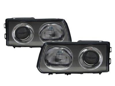 0331卡嗶車燈 Mitsubishi 三菱 Delica 得利卡 L300 93-UP  玻璃魚眼 大燈 電鍍