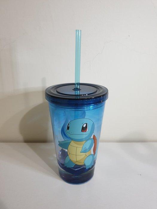 傑尼龜 水杯 瓶子 寶可夢