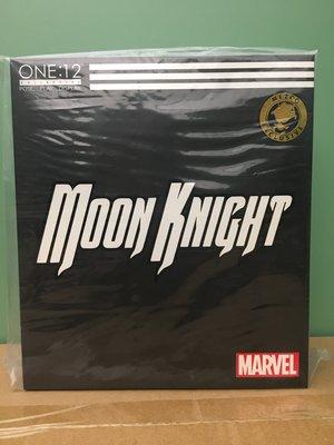 全新正版Mezco One:12 Moon Knight 限定版 DC Marvel Legends SHF Mafex Neca Select