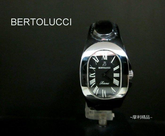 【摩利精品】BERTOLUCCI貝托鲁奇SERENA女錶 *真品* 低價特賣