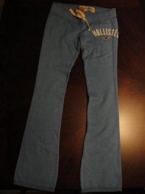 Hollister HCO 紐約 海鷗 女生運動休閒綿褲-XS.S【現貨】B13.14 F78