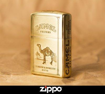 Zippo 打火機 Camel 駱駝 ...