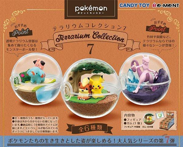 【寶可夢飼育球7】寶可夢 第七代 飼育球 盒玩 日本正版 該該貝比日本精品 ☆