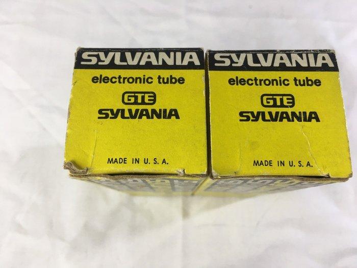 美國製 SYLVANLA 6L6GC 一標兩支