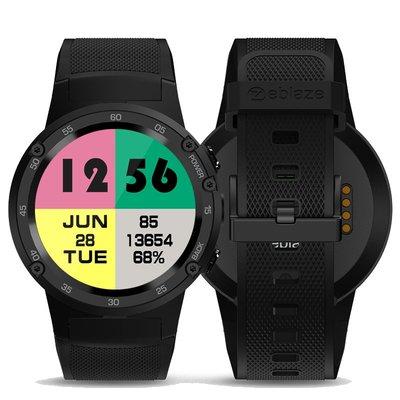 Zeblaze 2018年最新旗艦智能手錶 Thor4