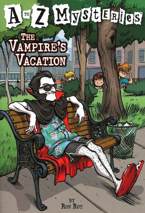 *小貝比的家*THE VAMPIRE'S VACATION #V/平裝/7~12歲