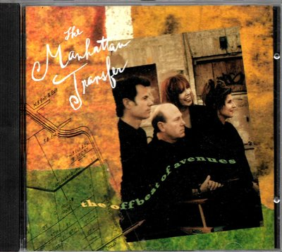 The Manhattan Transfer / The Offbeat Of Avenues (Austria版)