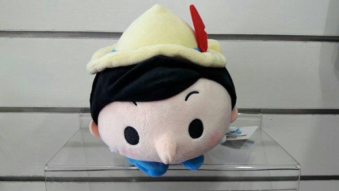 迪士尼TSUM TSUM 系列木偶奇遇記皮諾丘玩偶(日本帶回來)
