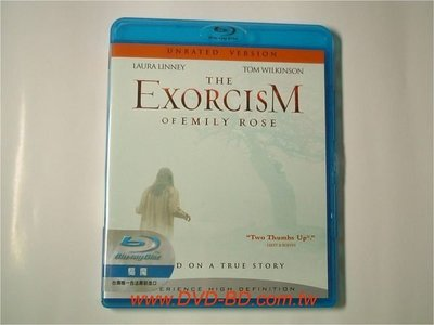 [藍光BD] - 驅魔 The Exorcism of Emily Rose 導演版 ( 得利公司貨 )