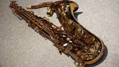 §唐川音樂§【Forestone GX PRO Tenor Saxophone Cognac 復古金 次中音薩克斯風】