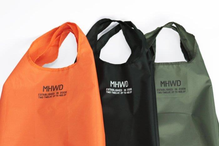 { POISON } MATCHWOOD REUSABL 抗撕裂尼龍環保手提袋 環保購物袋 便當袋 可摺疊收納