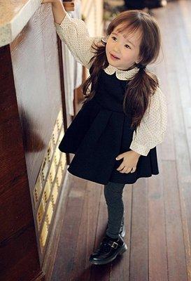 ☆愛寶韓國空運☆ 韓國超人氣優質童裝Amber 小洋裝(15fw-ab/op023) 現貨