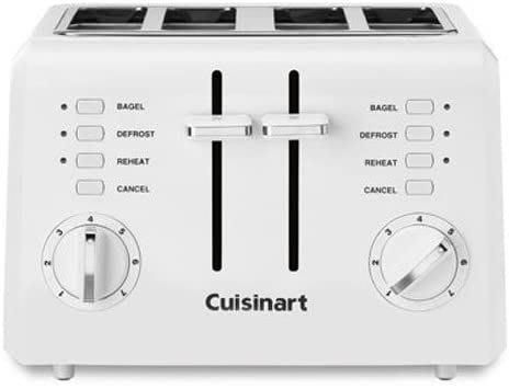 美國 Cuisinart 四片 烤 麵包 吐司 機 烤吐司 貝果 厚片 CPT-142P1【CU0010】