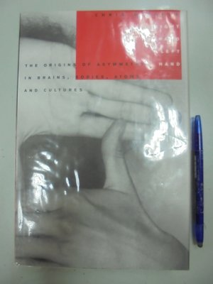 書皇8952:B8-4bc☆2002年出版『Right Hand Left Hand』McManus《Harvard》