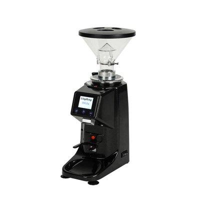 意式電控定量磨豆機專業商用咖啡館電動磨粉機家用研磨機可選110V【5月1日發完】