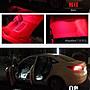 【8彩變色】車內氣氛燈 聲控 幻彩 LED 燈條 導光條 爆閃 呼吸 車底燈 霸氣 防水 七彩燈 汽車 腳底燈 T10