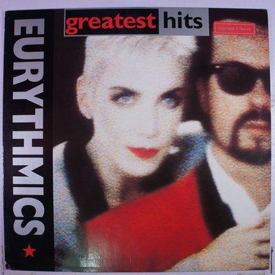 《二手歐版黑膠》Eurythmics - Greatest Hits