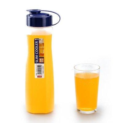 冷水壺涼水壺塑膠冰箱飲料果汁瓶家用耐高溫冰水壺大容量  ATF  『』 全館免運 全館免運