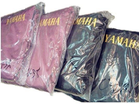 【六絃樂器】全新 Yamaha 繡字鋼琴全套 防塵套 / 高級太空布