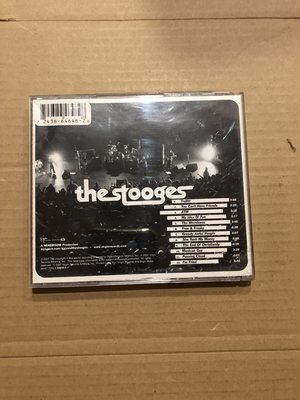 *還有唱片二館*THE STOOGES / THE WEIRDNESS 二手 A1939 (下標幫結)