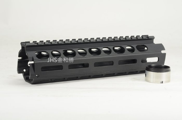 JHS((金和勝 生存遊戲專賣))WE/G&G 規格 T91 MLOK 魚骨 3601