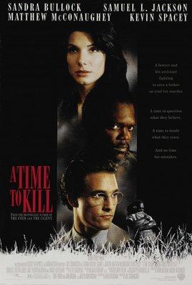 殺戮時刻-A Time To Kill (1996)原版電影海報