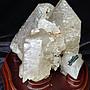 ~ shalin- crystal~ 西瓜碧璽水晶骨幹~ 2.7公斤...