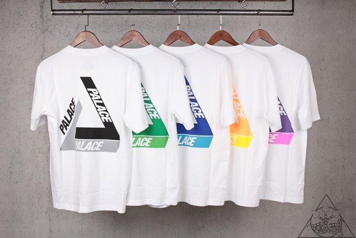 【HYDRA】Palace Tri-Shadow T-Shirt 三角 影子 短T【PLC117】