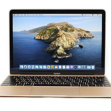 【高雄青蘋果3C】Macbook 金 12吋 Core M3 1.2GHz 8GB 256GB SSD#60019