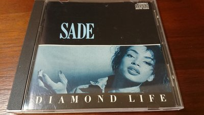 SADE DIAMOND LIFE 經典美聲女伶1984年發燒錄音首張專輯無ifpi收錄等SMOOTH OPERATOR 等名曲