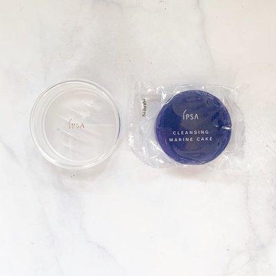 【芭樂雞】IPSA 茵芙莎 海洋礦物皂 30g (含皂盒)