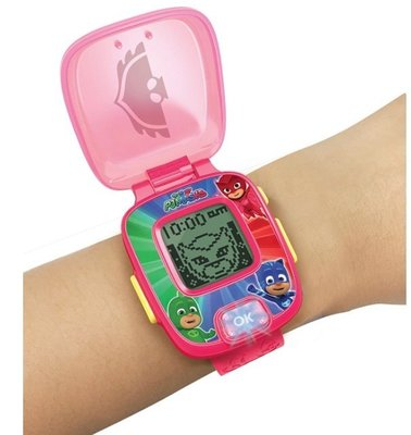 【Disney Fun】美國空運 Vtech 小小蒙面俠 P J Masks 智慧學習 OWLETTE 手錶