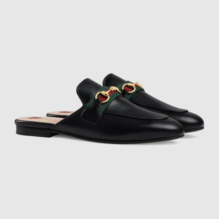 【代購】Gucci Princetown 穆勒鞋 樂福鞋