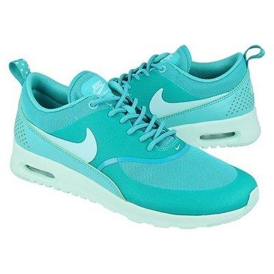 =CodE= NIKE WMNS AIR MAX THEA 透氣網輕量慢跑鞋(綠)599409-408 90 女 SAL