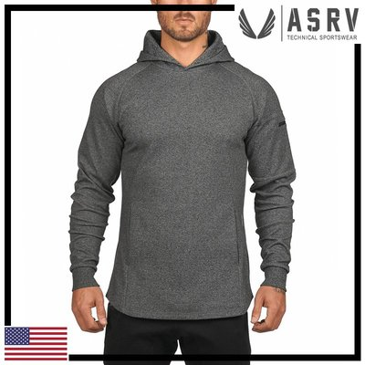 瘋狂金剛▸ 炭 ASRV Arm Pocket Drawstring Hoodie 帽T 運動 健身